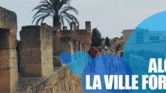 Alcudia : ville fortifiée à Majorque