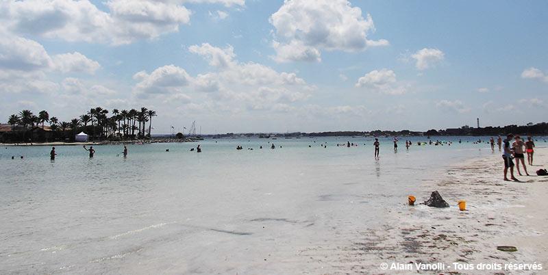 Alcudia et sa baie à Majorque